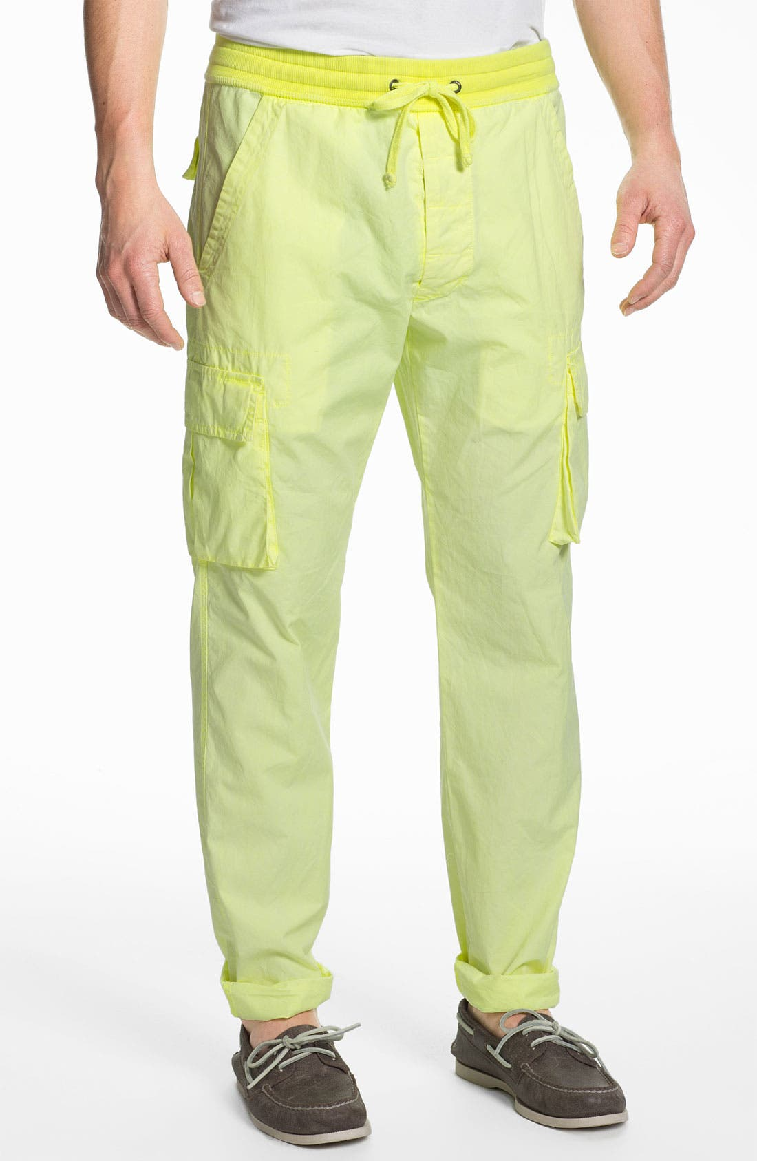 Alternate Image 1 Selected - Splendid Mills 'Corpus' Slim Straight Leg Cargo Pants