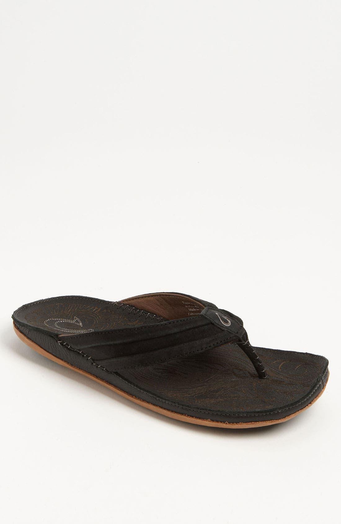 Main Image - OluKai 'Kava' Flip Flop (Men)