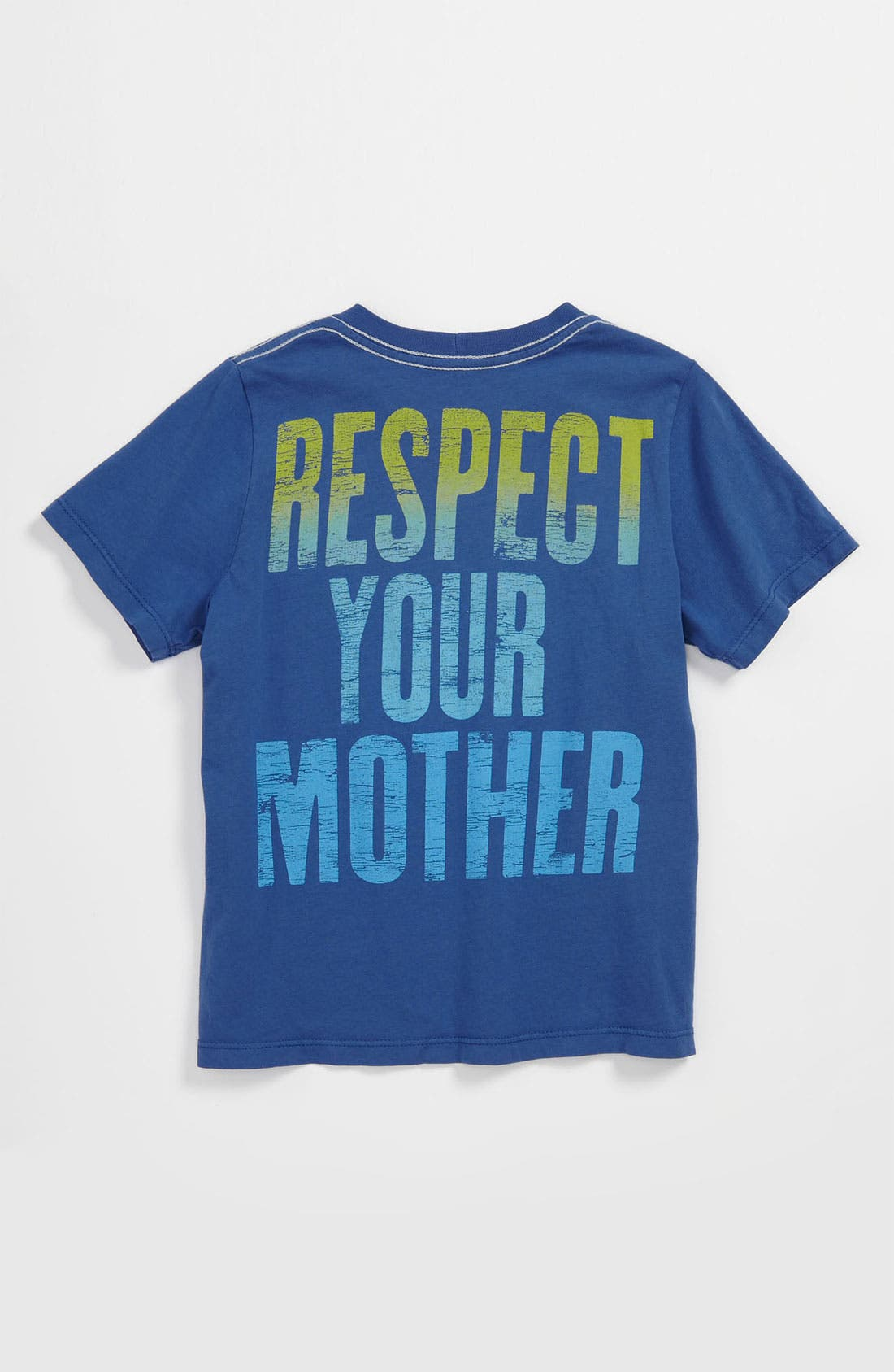 Alternate Image 2  - Peek 'Respect Your Mother' T-Shirt (Toddler, Little Boys & Big Boys)