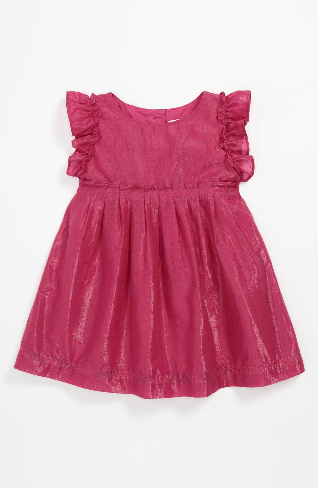 Alternate Image 1 Selected - Burberry 'Nadia' Dress (Baby)