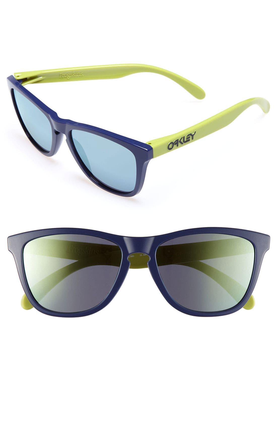 Main Image - Oakley 'RadarLock™' Edge' 155mm Sunglasses