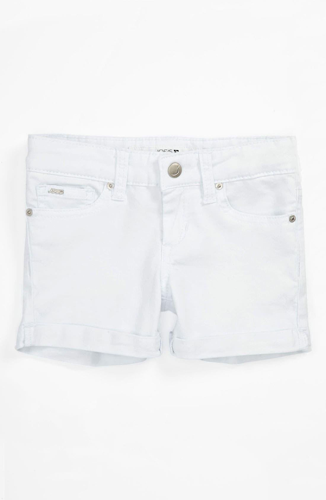 Alternate Image 2  - Joe's 'New Rolled Mini' Denim Shorts (Toddler Girls)