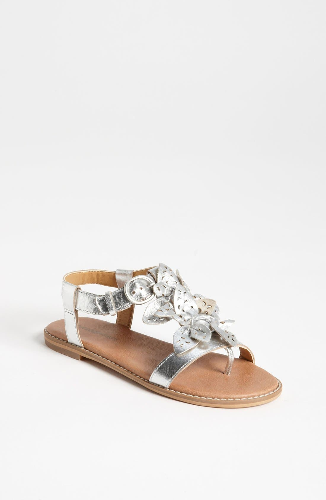Alternate Image 1 Selected - Tucker + Tate 'Flutter' Sandal (Toddler & Little Kid)