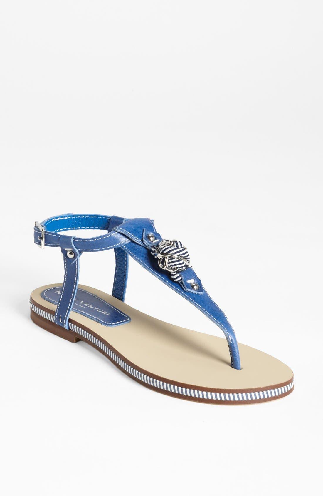 Alternate Image 1 Selected - Nelly Venturi Thong Sandal