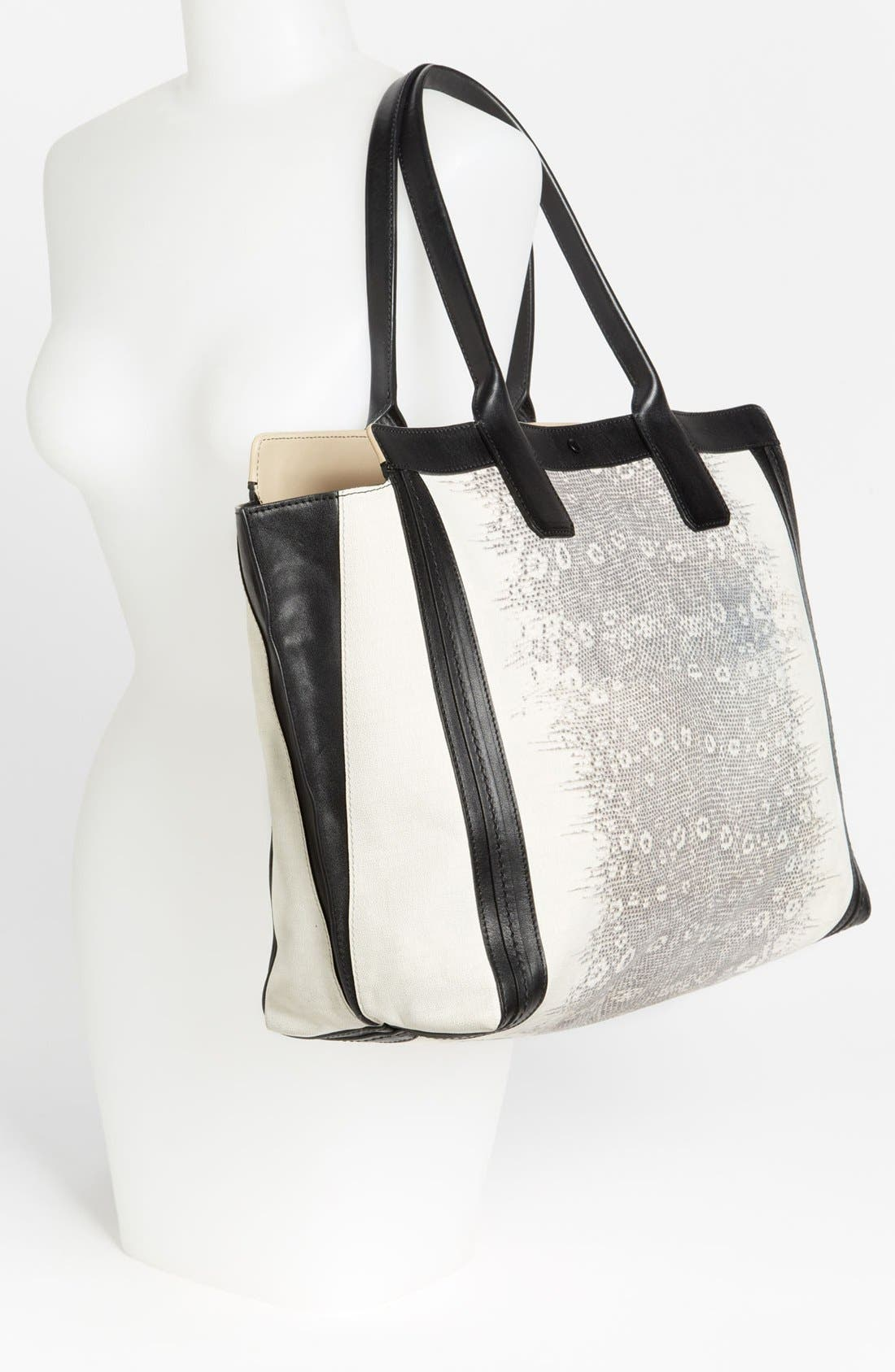 Alternate Image 2  - Chloé 'Alison - Lizard' Printed Leather Tote