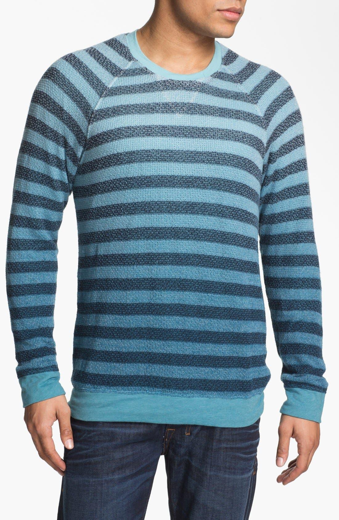 Alternate Image 1 Selected - Gypsy 05 Reversible Crewneck Sweater