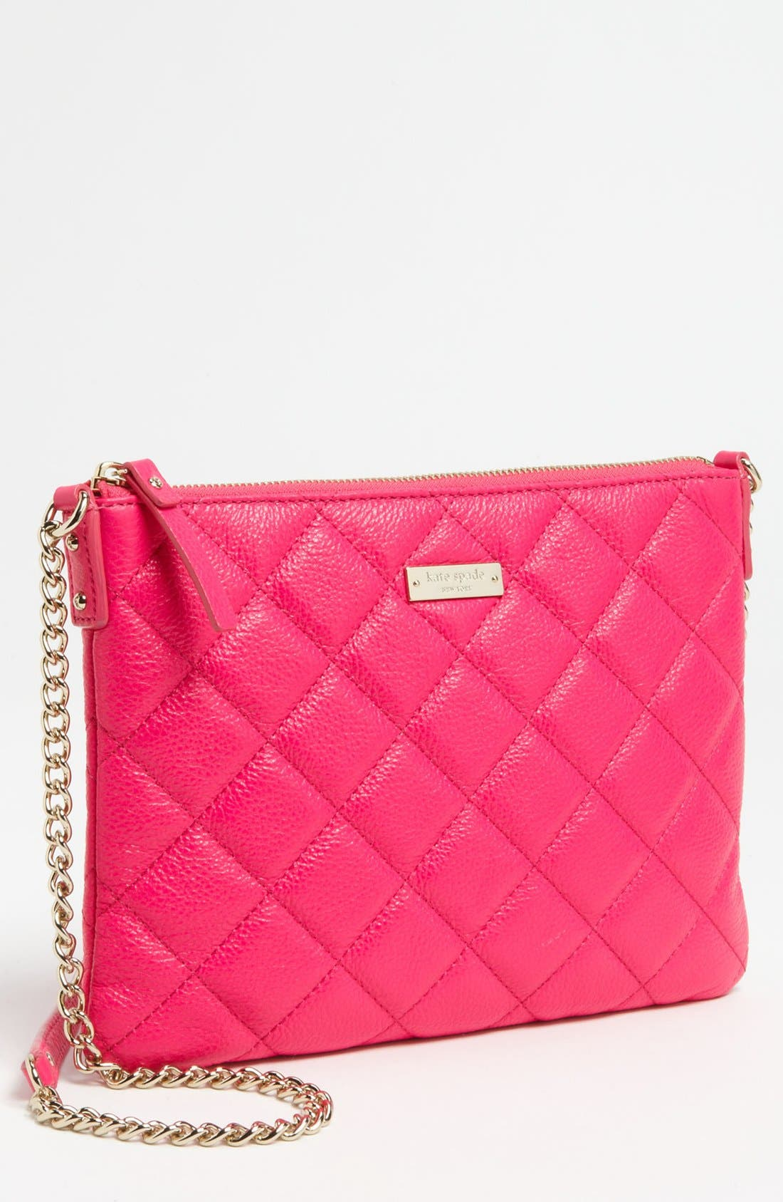 Main Image - kate spade new york 'gold coast - ginnie' crossbody bag