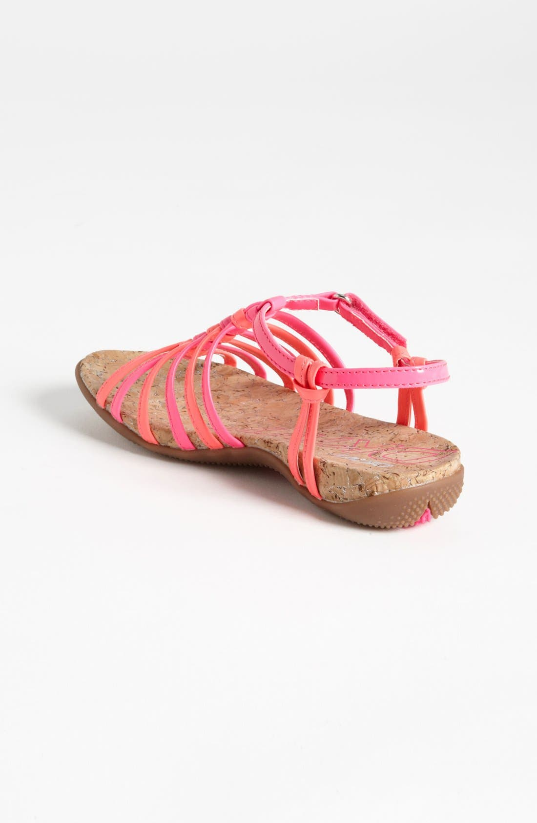 Alternate Image 2  - DKNY 'Venetia' Sandal (Toddler, Little Kid & Big Kid)