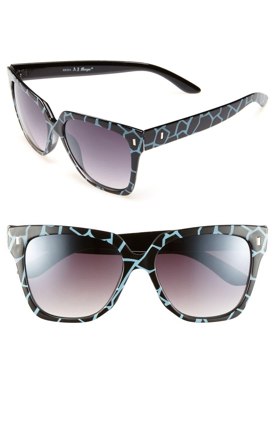 Alternate Image 1 Selected - A.J. Morgan Sunglasses