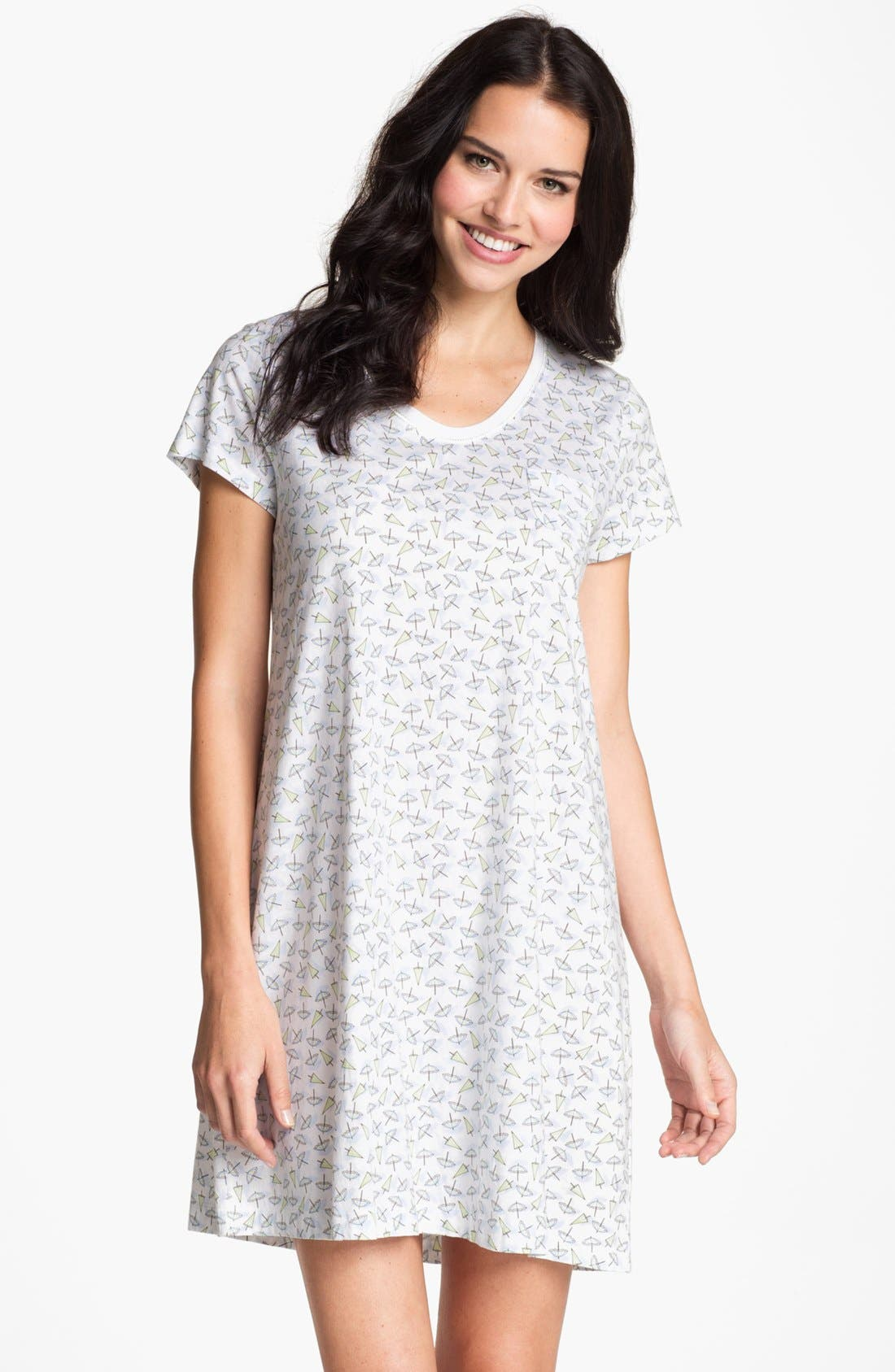 Main Image - Carole Hochman Designs Scoop Neck Sleep Shirt