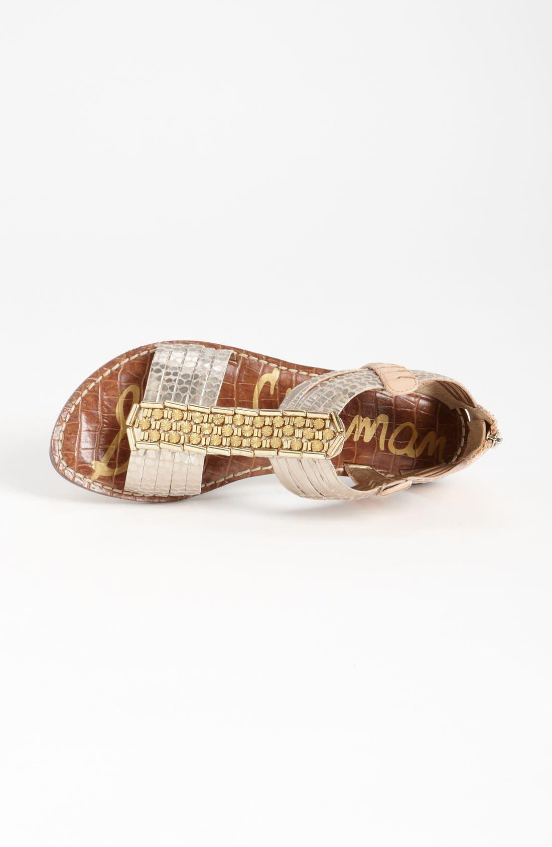 Alternate Image 2  - Sam Edelman Embellished Sandal