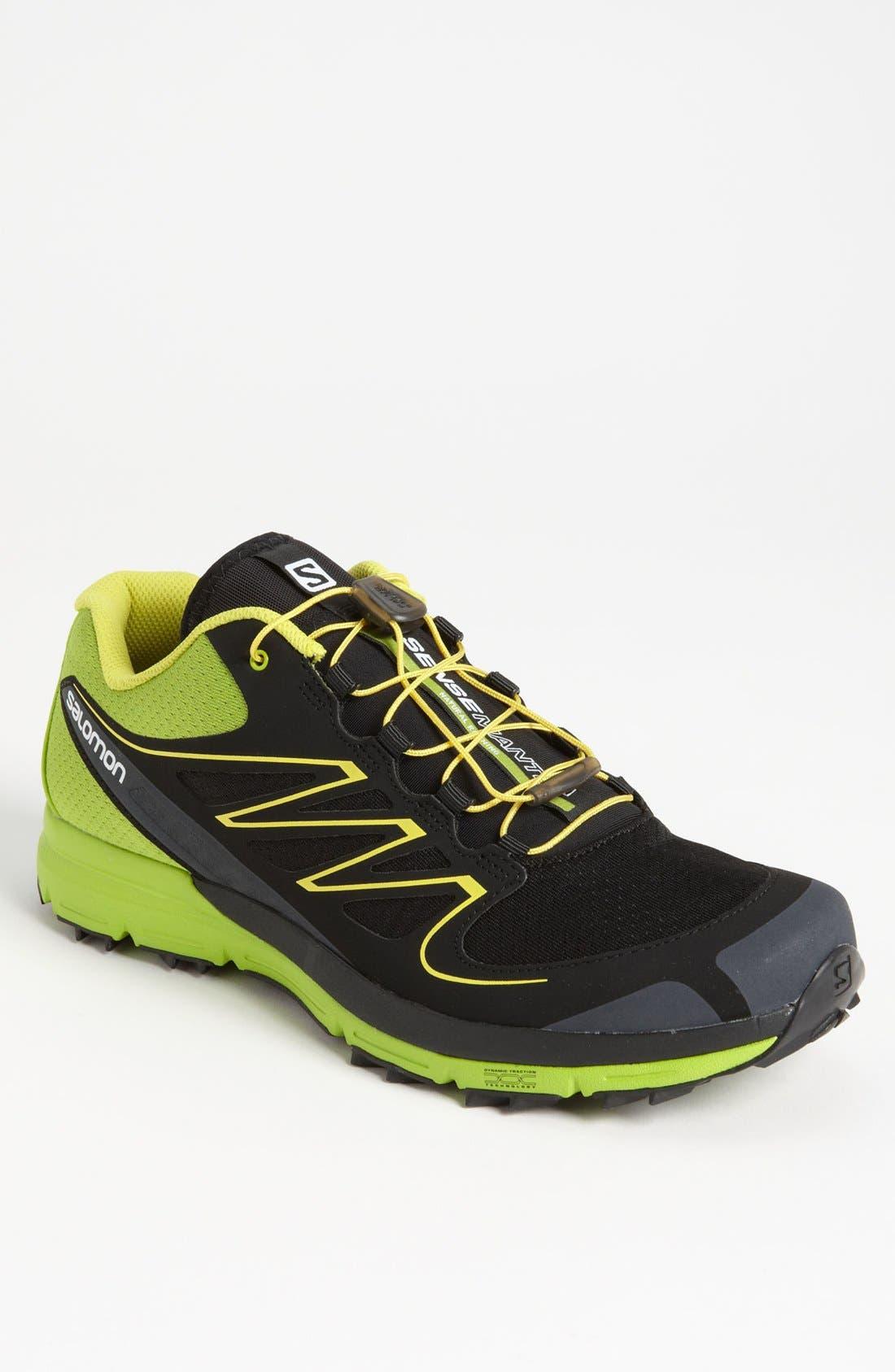 Alternate Image 1 Selected - Salomon 'Sense Mantra' Running Shoe (Men)