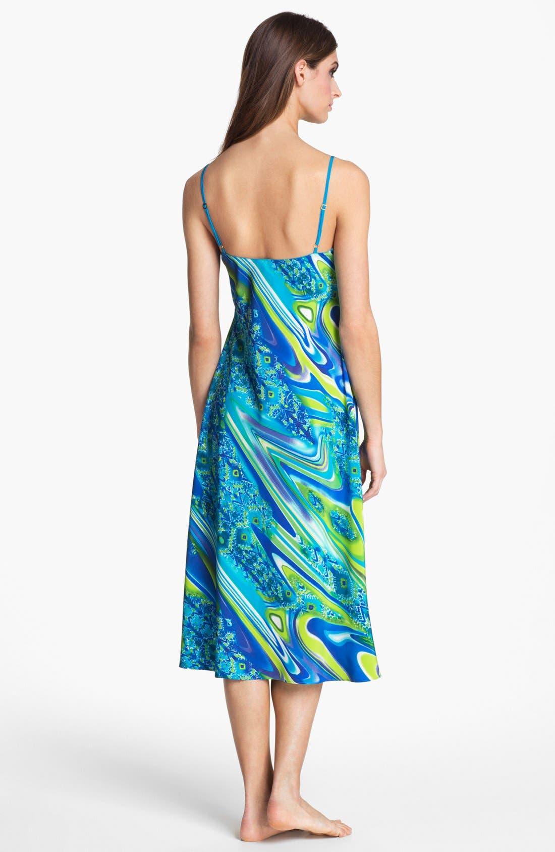 Alternate Image 2  - Natori 'Mandaue' Nightgown