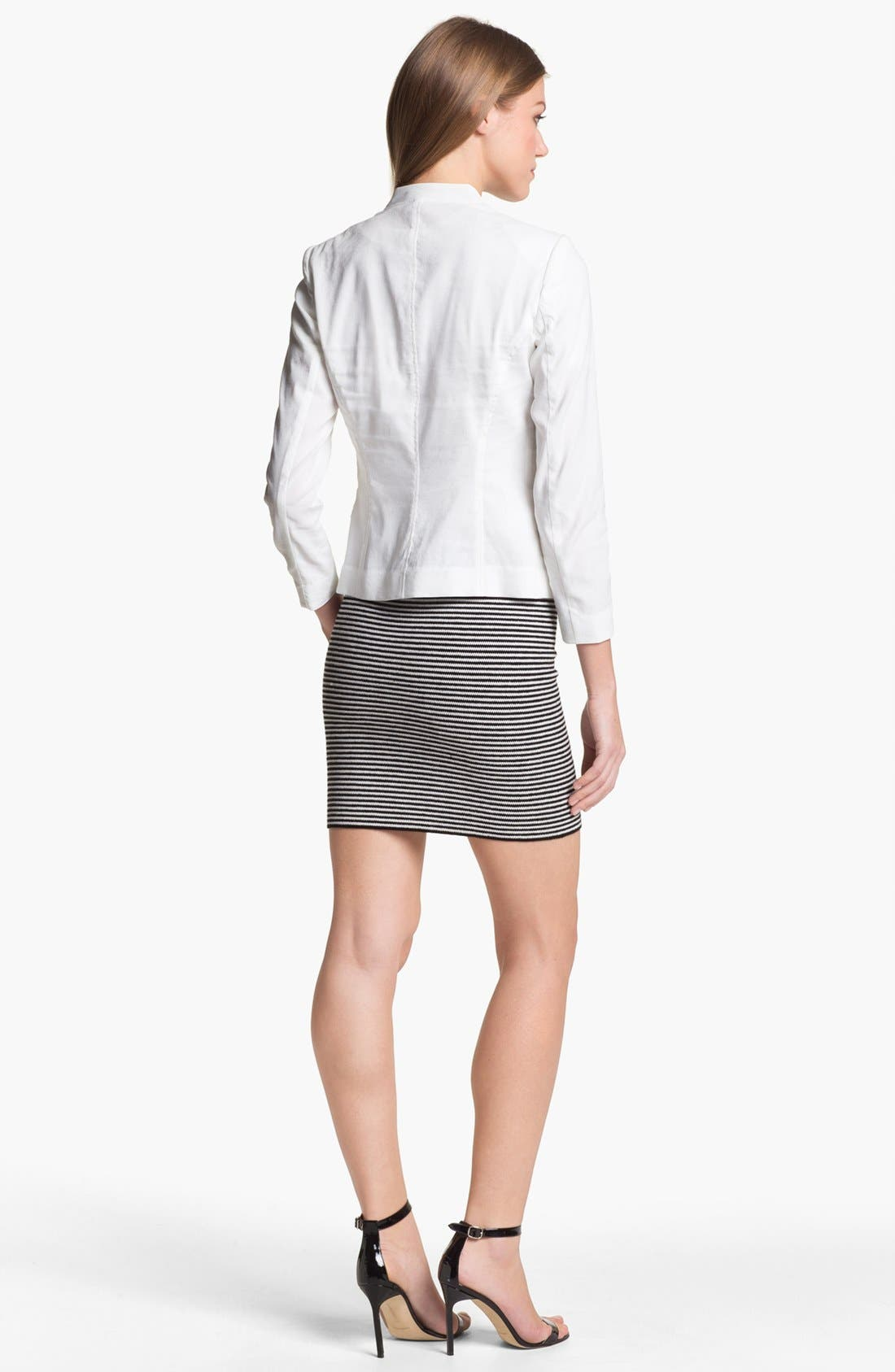 Alternate Image 5  - Theory 'Dalite' Linen Blend Jacket
