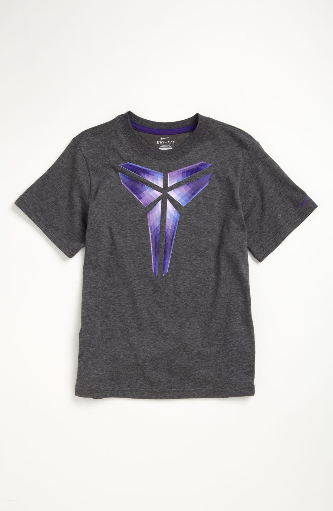 Alternate Image 1 Selected - Nike 'Kobe Logo' T-Shirt (Big Boys)