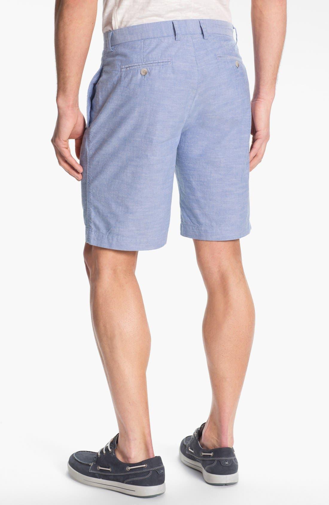 Alternate Image 2  - Maker & Company 'Mucker' Oxford Shorts
