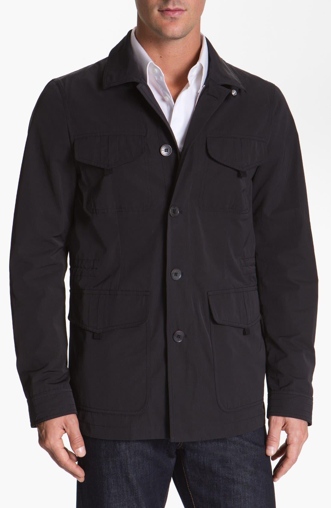 Main Image - Canali Tech Jacket