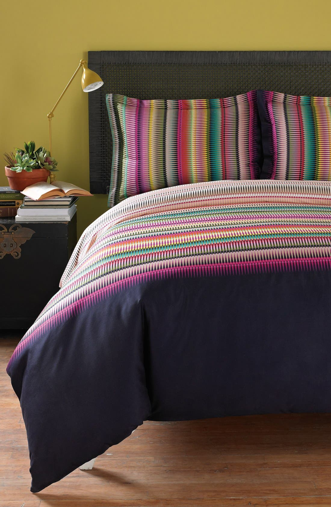 Alternate Image 1 Selected - KAS Designs 'Indio' Duvet Cover (Online Only)