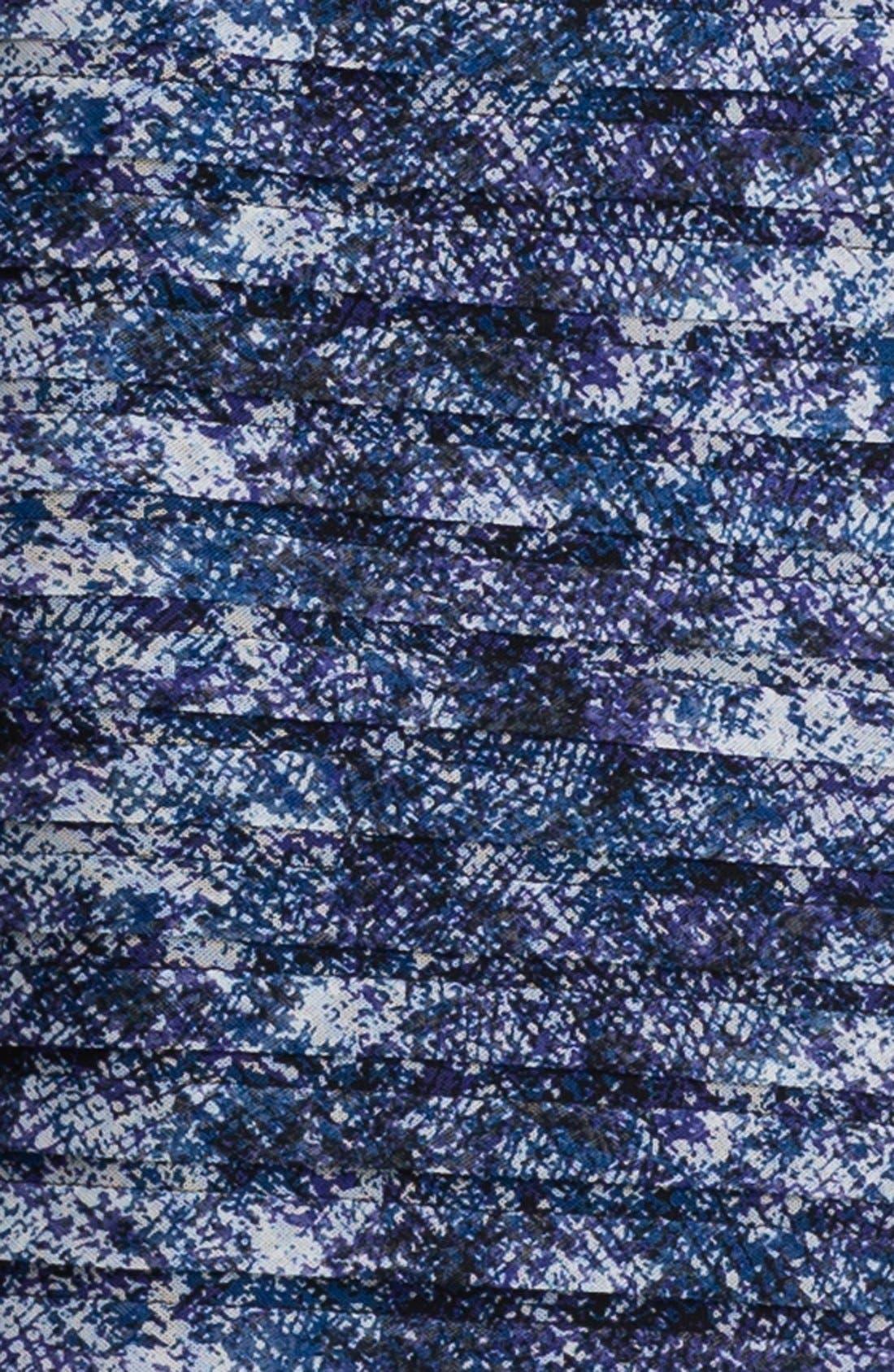 Alternate Image 3  - Adrianna Papell Print Sheath Dress (Petite)