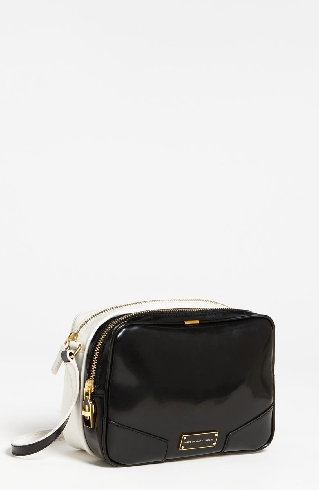 Main Image - MARC BY MARC JACOBS 'Alley Katz - Colorblocked Bunny' Crossbody Bag