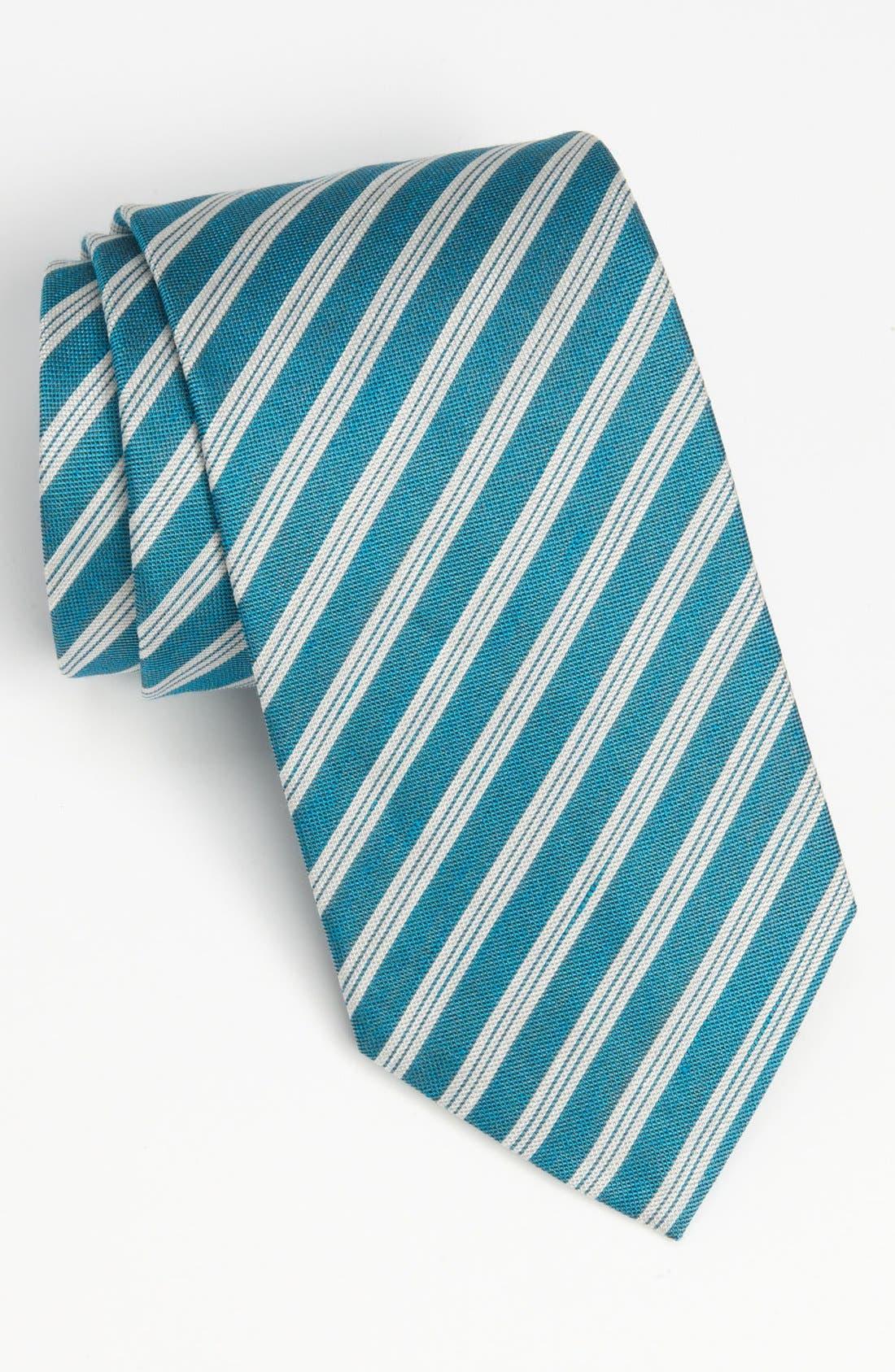Alternate Image 1 Selected - Armani Collezioni Woven Tie