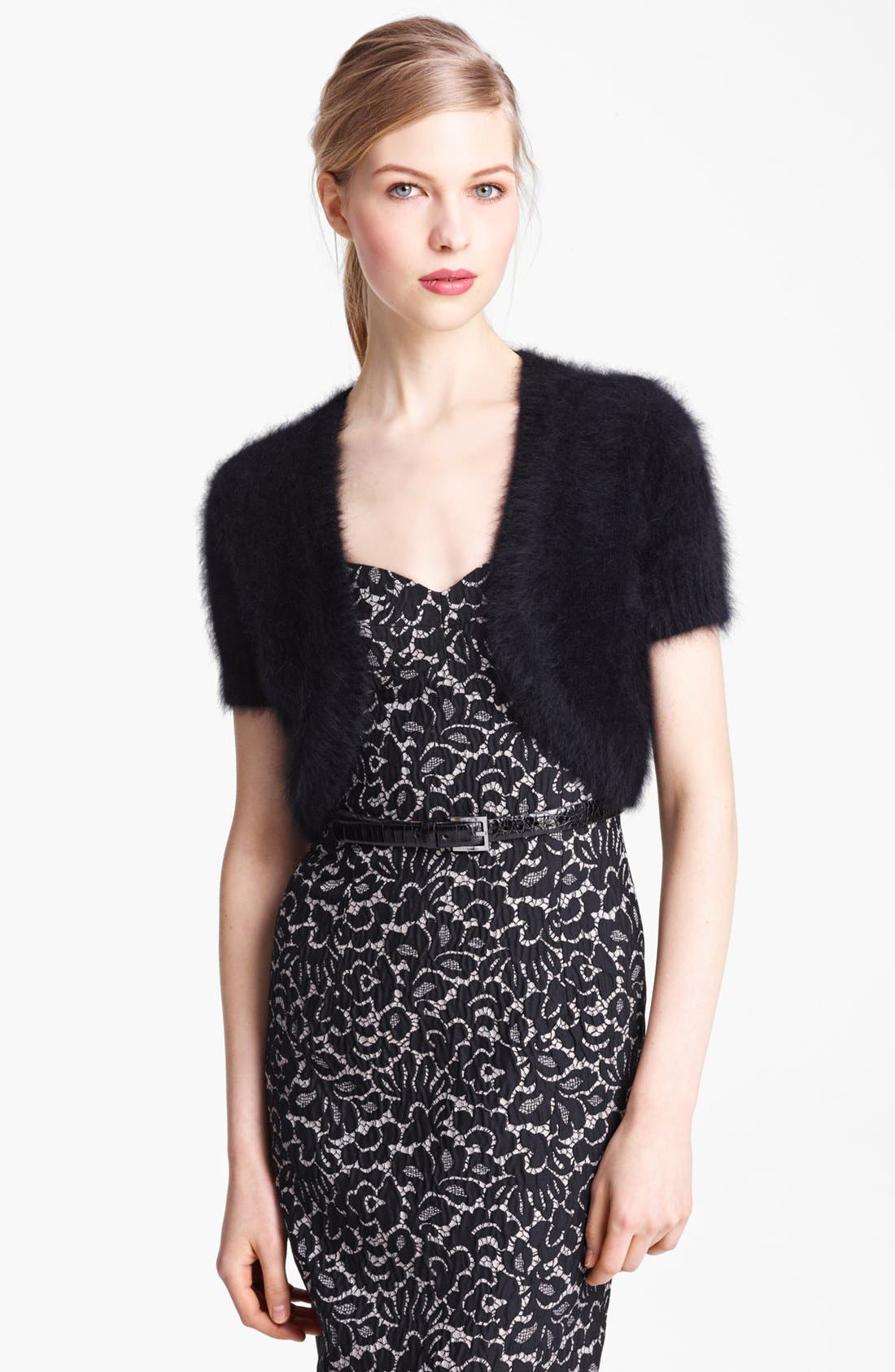 Alternate Image 1 Selected - Michael Kors Featherweight Shrug