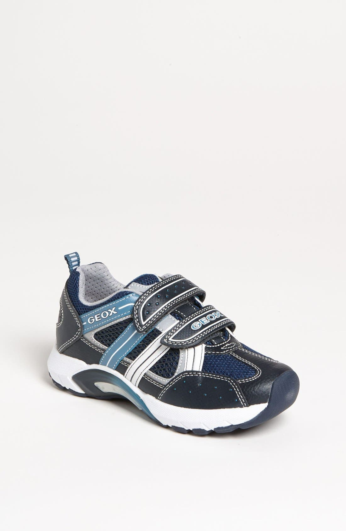 Alternate Image 1 Selected - Geox 'Stark' Sneaker (Walker, Toddler, Little Kid & Big Kid)