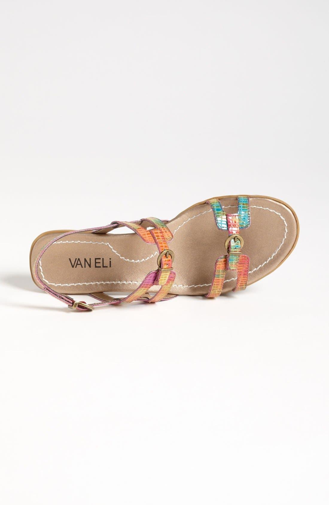 Alternate Image 3  - VANELi 'Tagus' Sandal