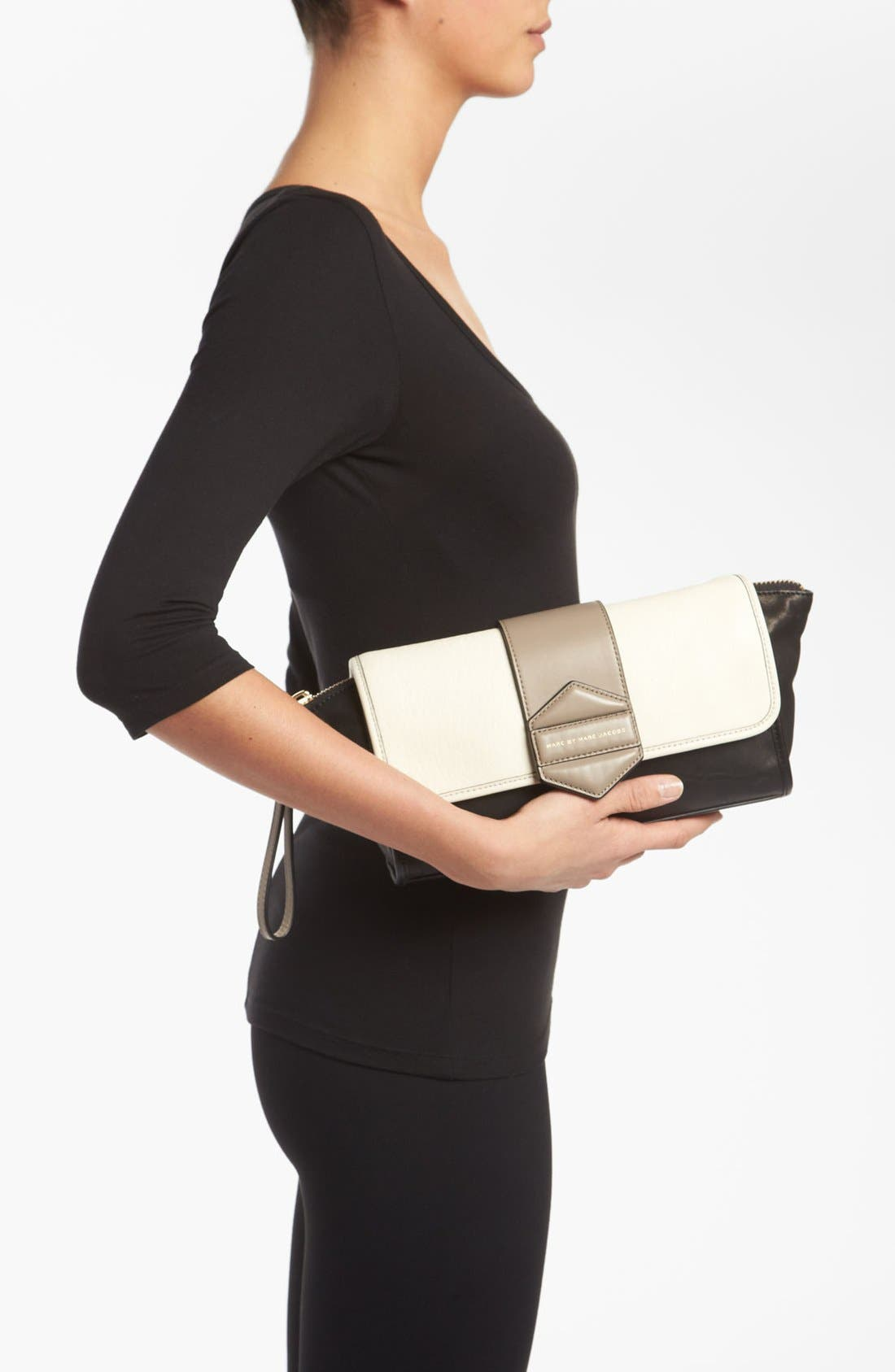Alternate Image 2  - MARC BY MARC JACOBS 'Flipping Out' Clutch