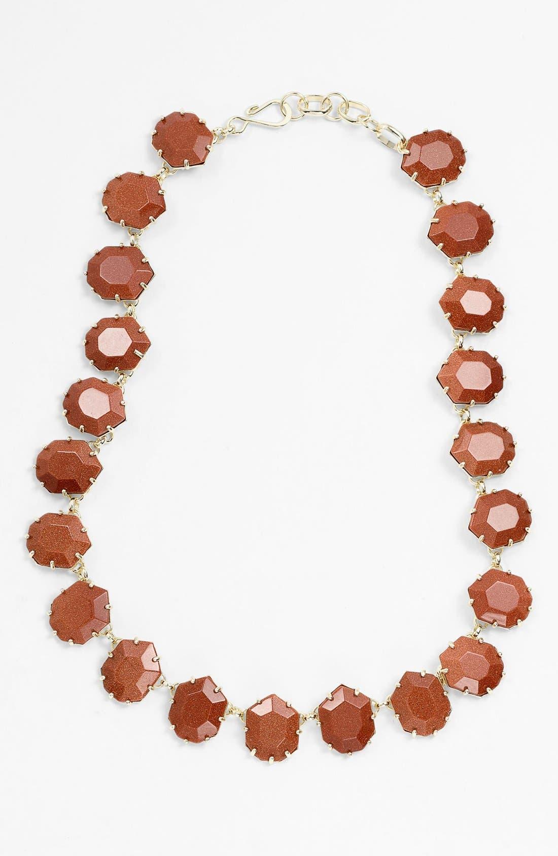 Alternate Image 2  - Kendra Scott 'Sam' Stone Necklace