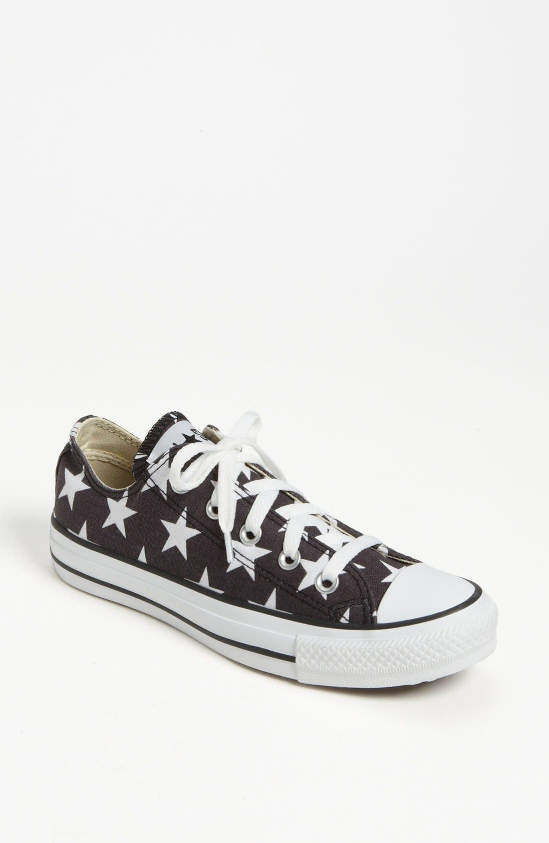 Alternate Image 1 Selected - Converse Chuck Taylor® All Star® 'Stars' Sneaker (Women)