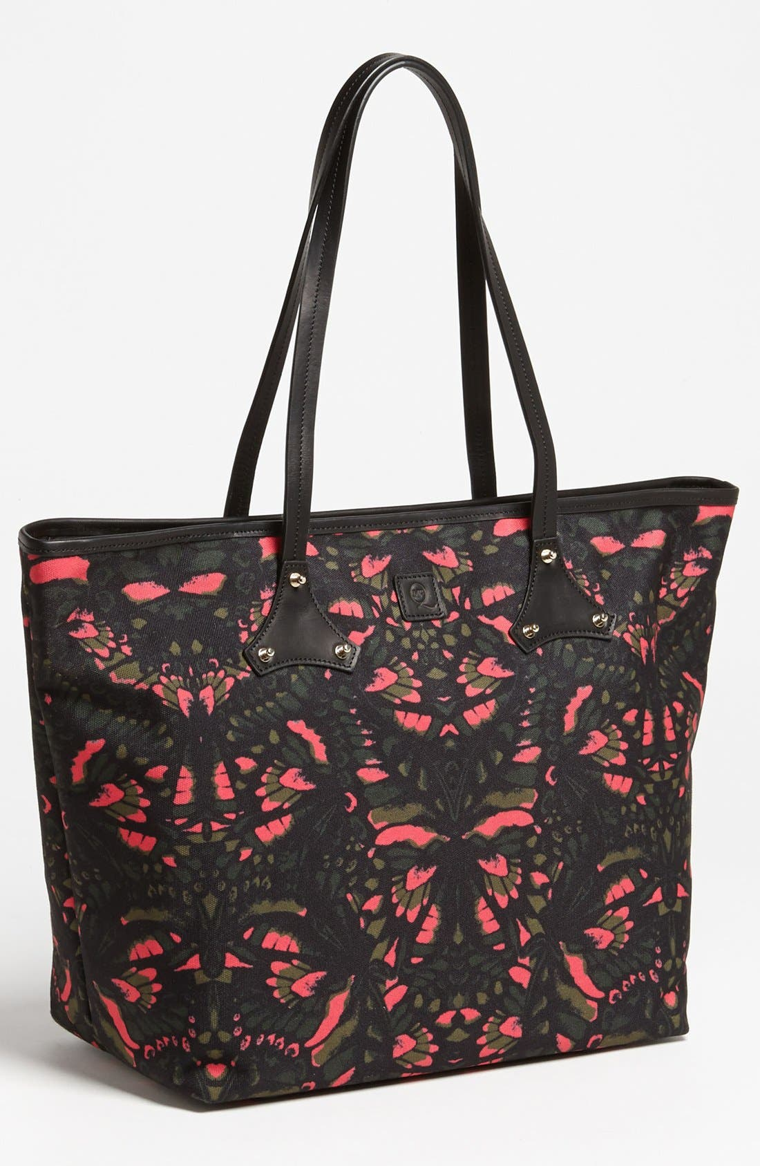 Alternate Image 1 Selected - McQ by Alexander McQueen 'Medium' Canvas Tote