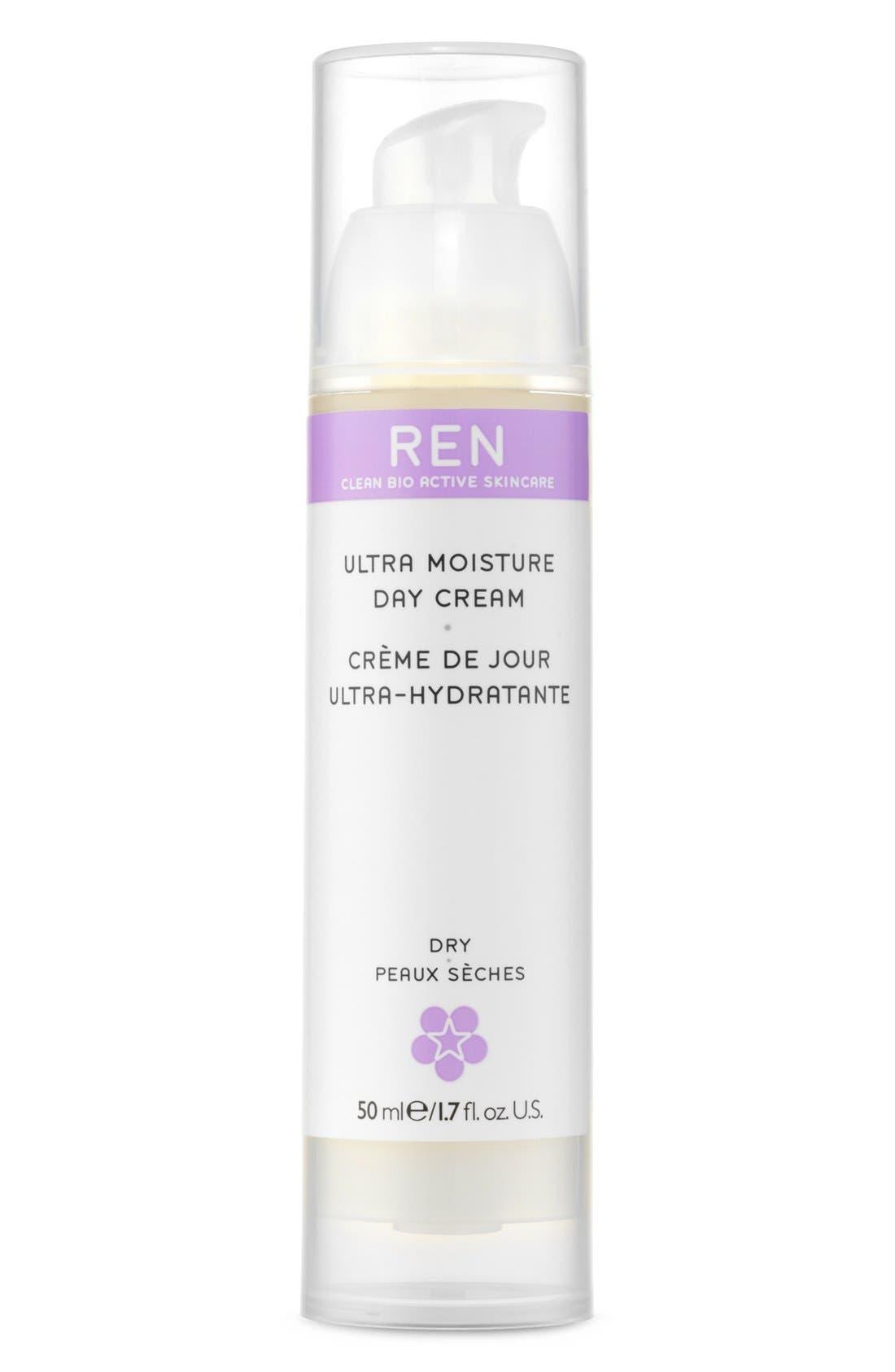 SPACE.NK.apothecary REN Ultra Moisture Day Cream