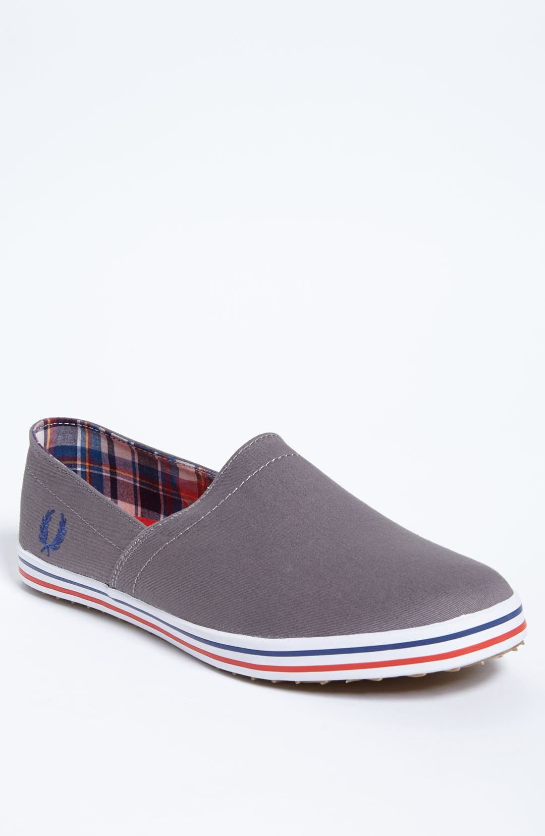 Alternate Image 1 Selected - Fred Perry 'Kingston Stampdown' Slip-On