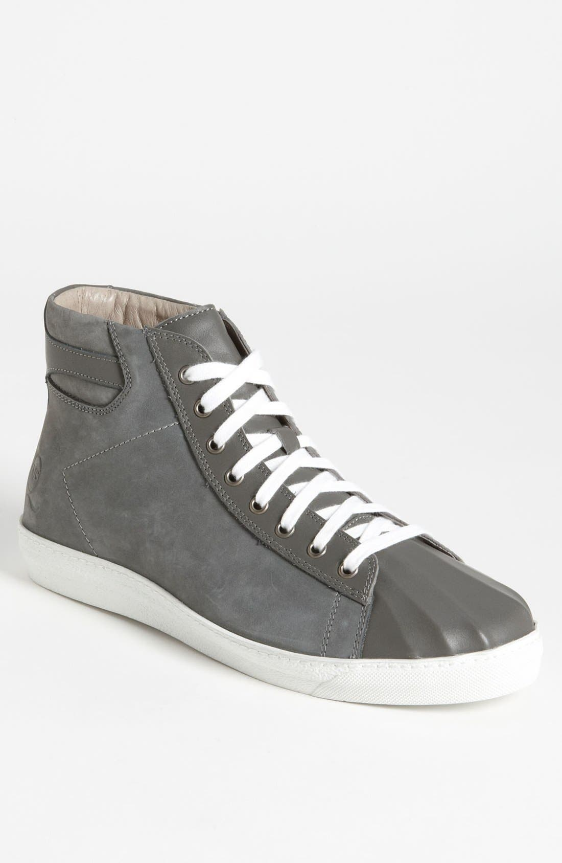 Alternate Image 1 Selected - McQ by Alexander McQueen Mid Top Sneaker