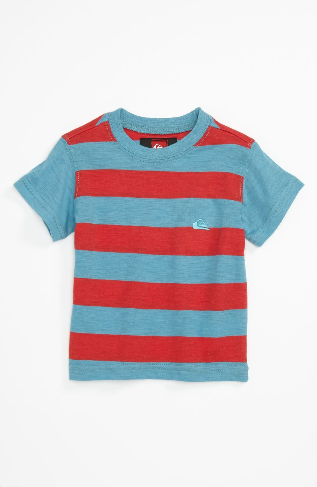 Alternate Image 1 Selected - Quiksilver 'Zebra Juice' T-Shirt (Baby)