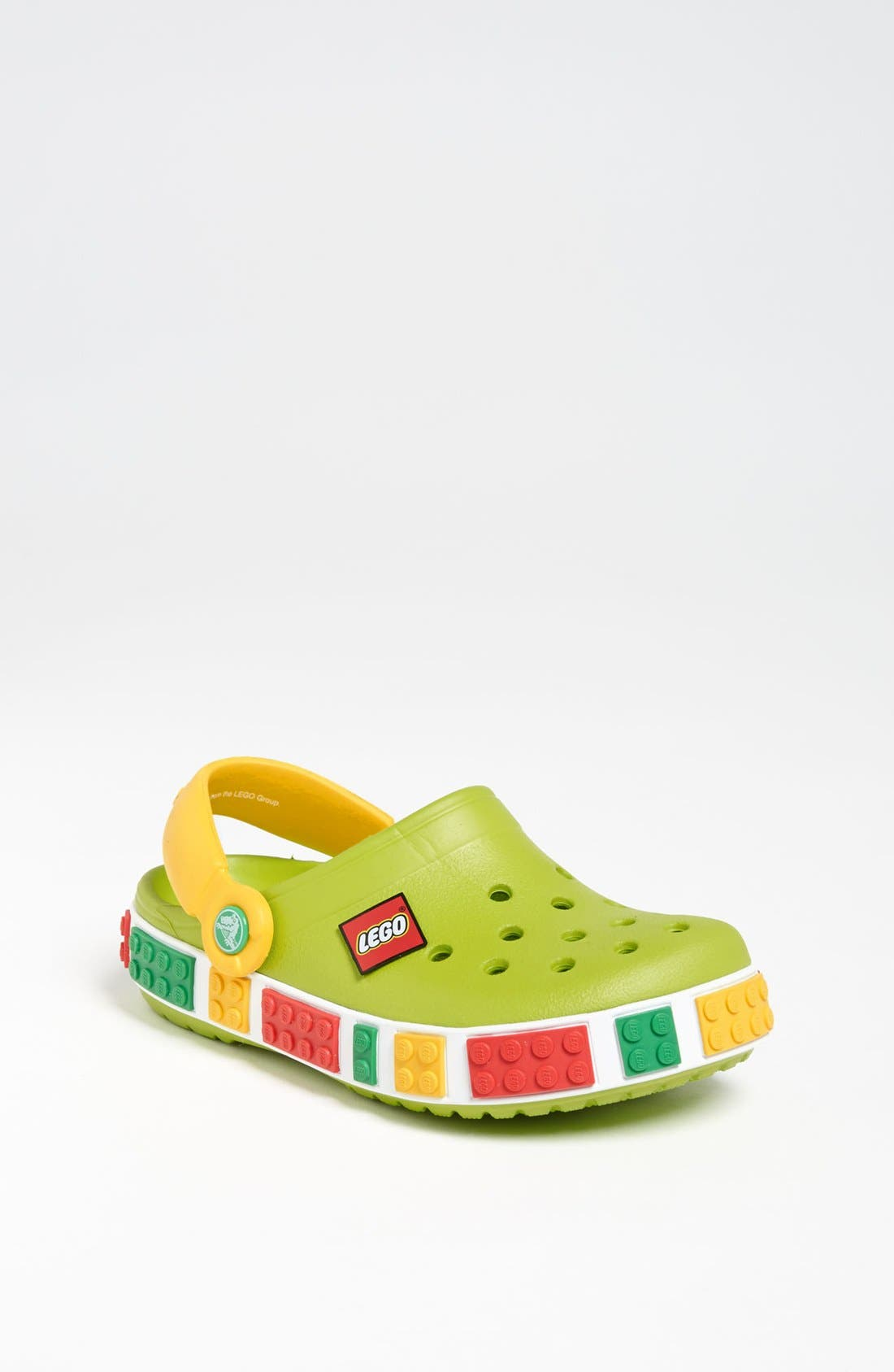 Main Image - CROCS™ 'Crocband' Slip-On (Walker, Toddler & Little Kid)