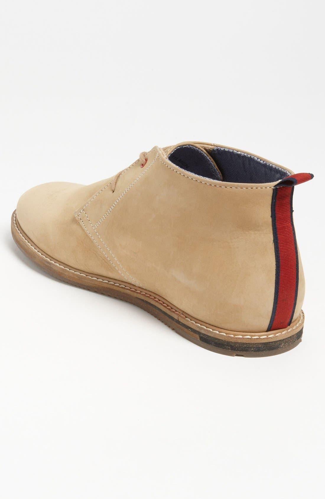Alternate Image 2  - Ben Sherman 'Aberdeen' Nubuck Chukka Boot