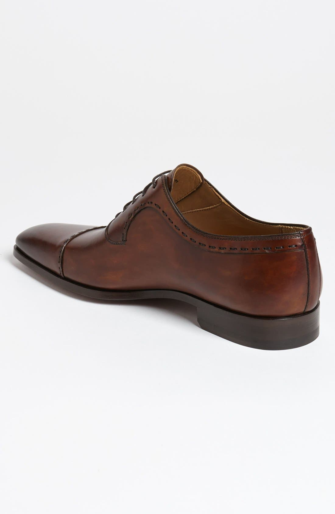 Alternate Image 2  - Magnanni 'Ariel' Cap Toe Oxford