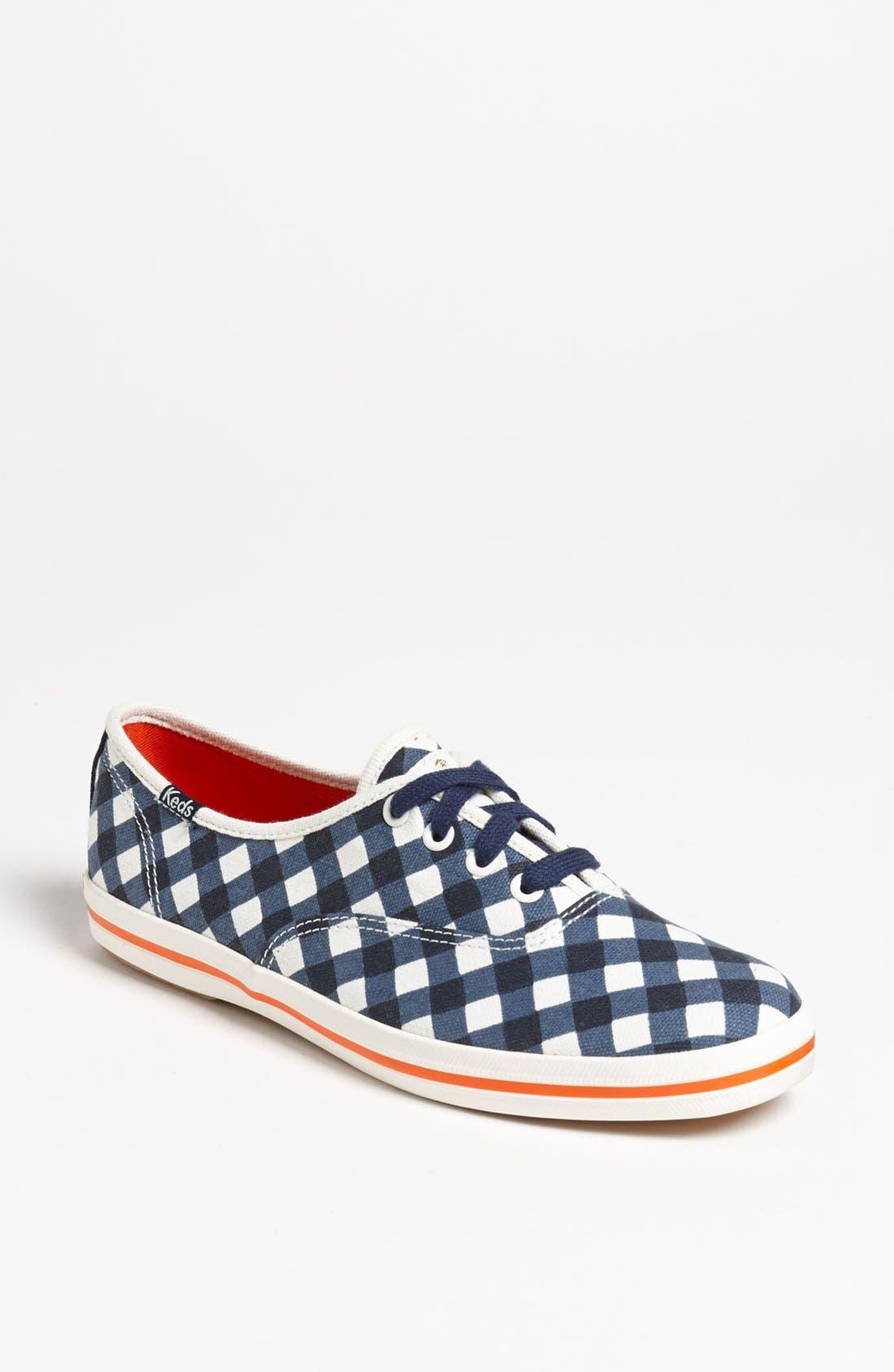 Main Image - Keds® for kate spade new york 'kick' sneaker