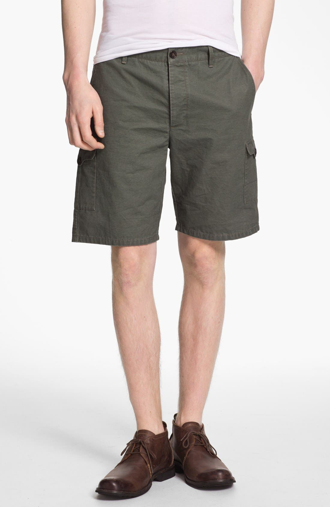 Alternate Image 1 Selected - Topman Cargo Shorts