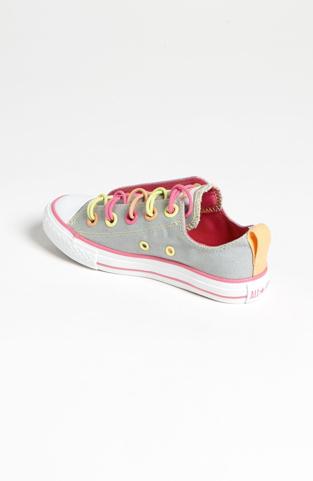 Alternate Image 2  - Converse All Star® 'Loop 2 Knot' Sneaker (Toddler, Little Kid & Big Kid)