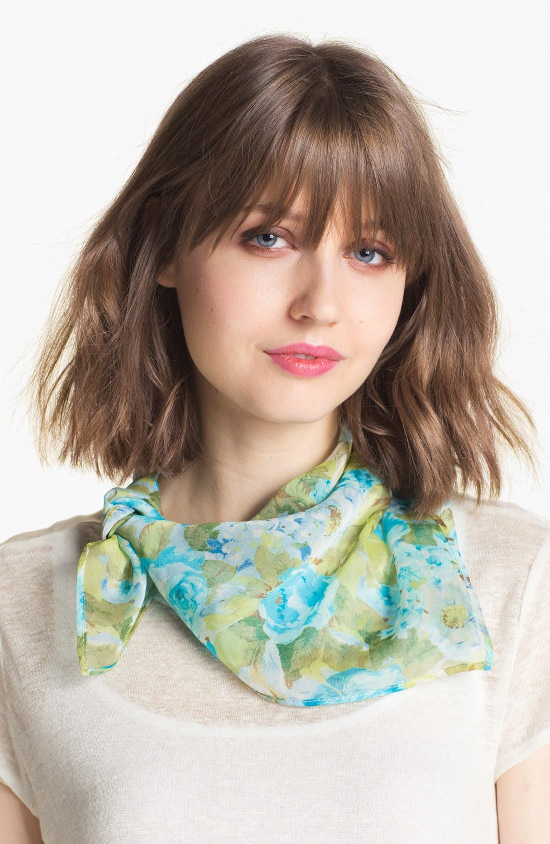 Main Image - Tasha 'Garden Party' Neckerchief