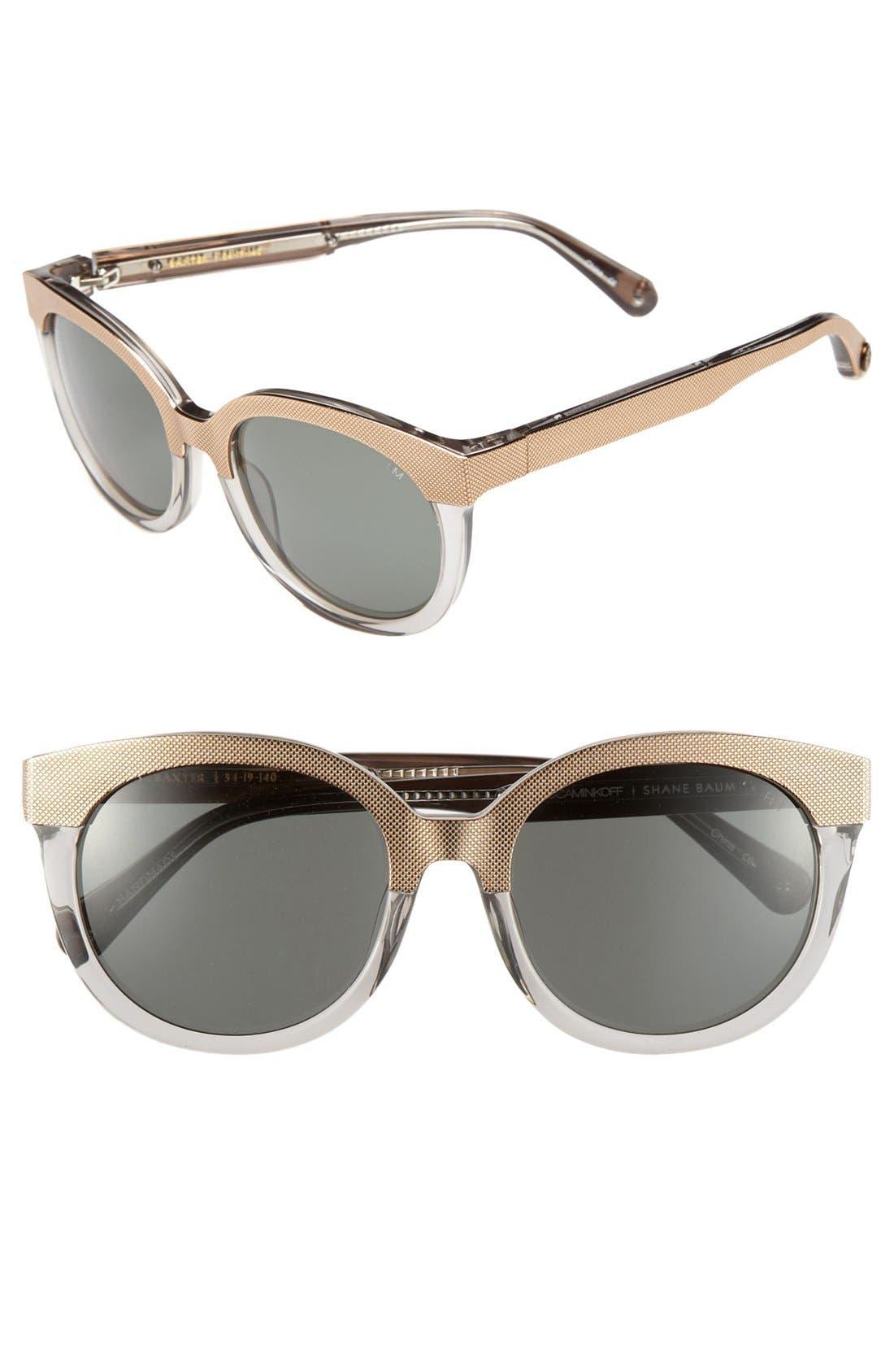 Alternate Image 1 Selected - Rebecca Minkoff 'Baxter' Sunglasses