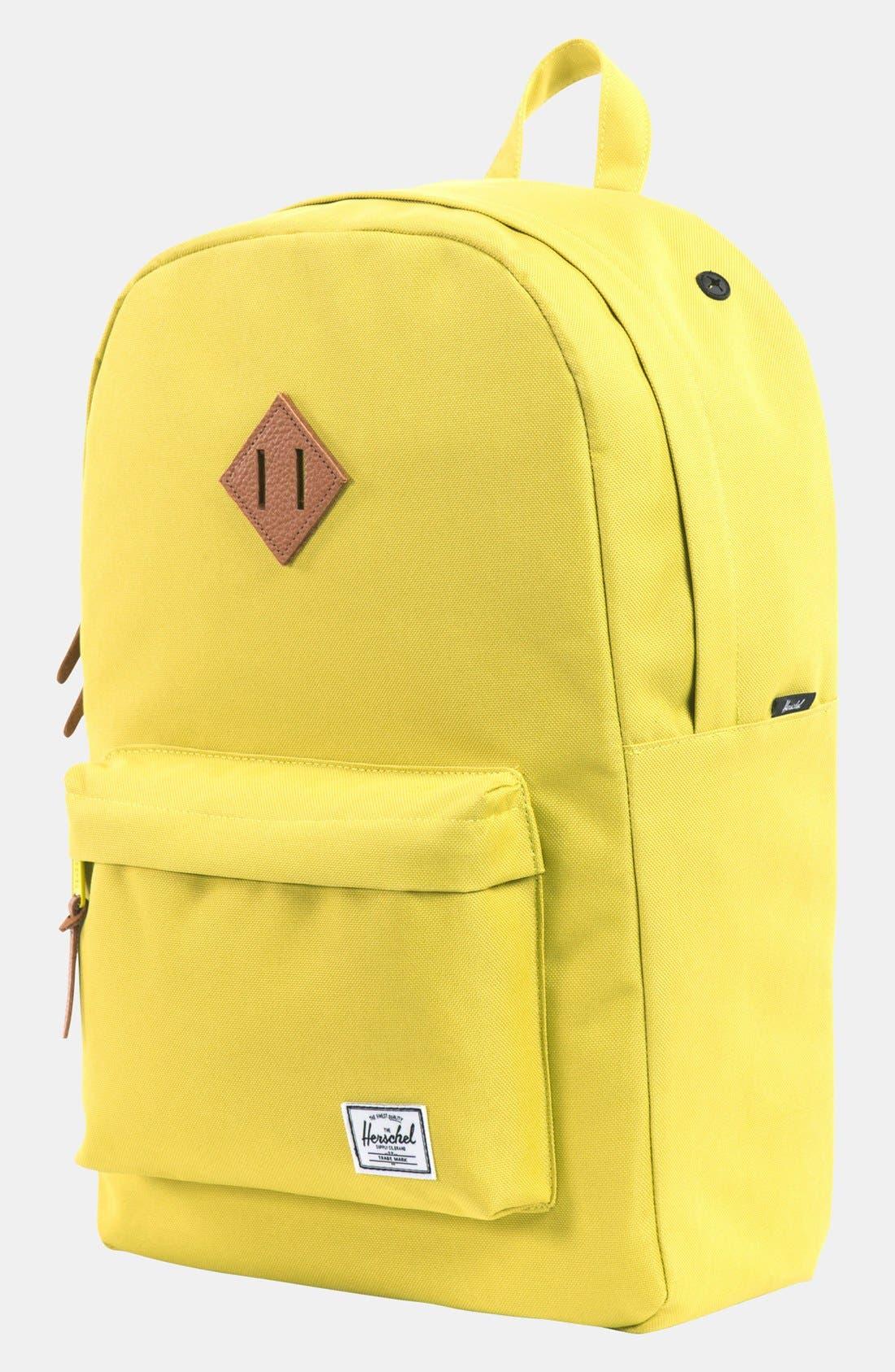 Alternate Image 1 Selected - Herschel Supply Co. 'Heritage Plus' Backpack