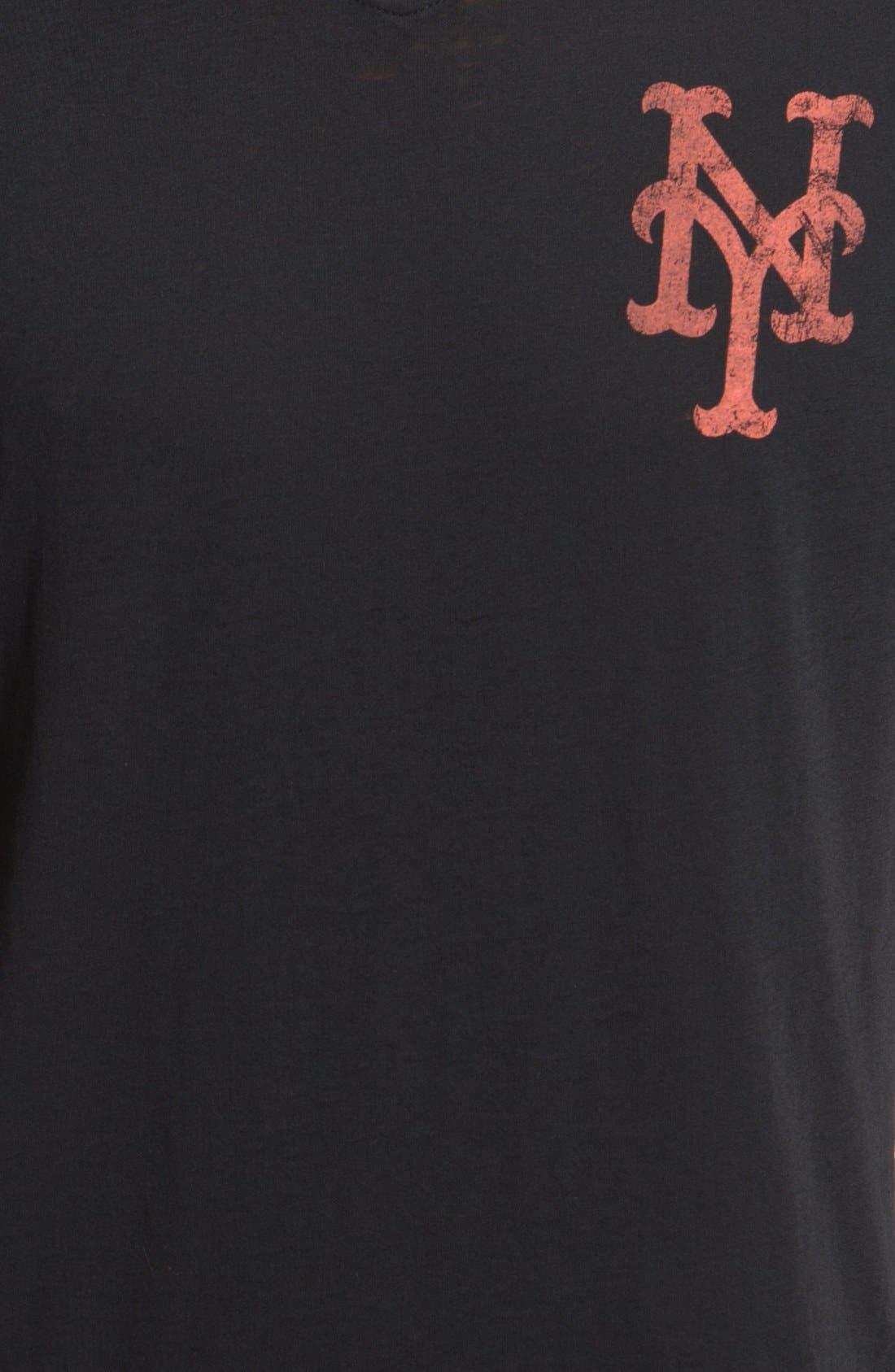 Alternate Image 3  - Red Jacket 'Mets - V-Wood' T-Shirt