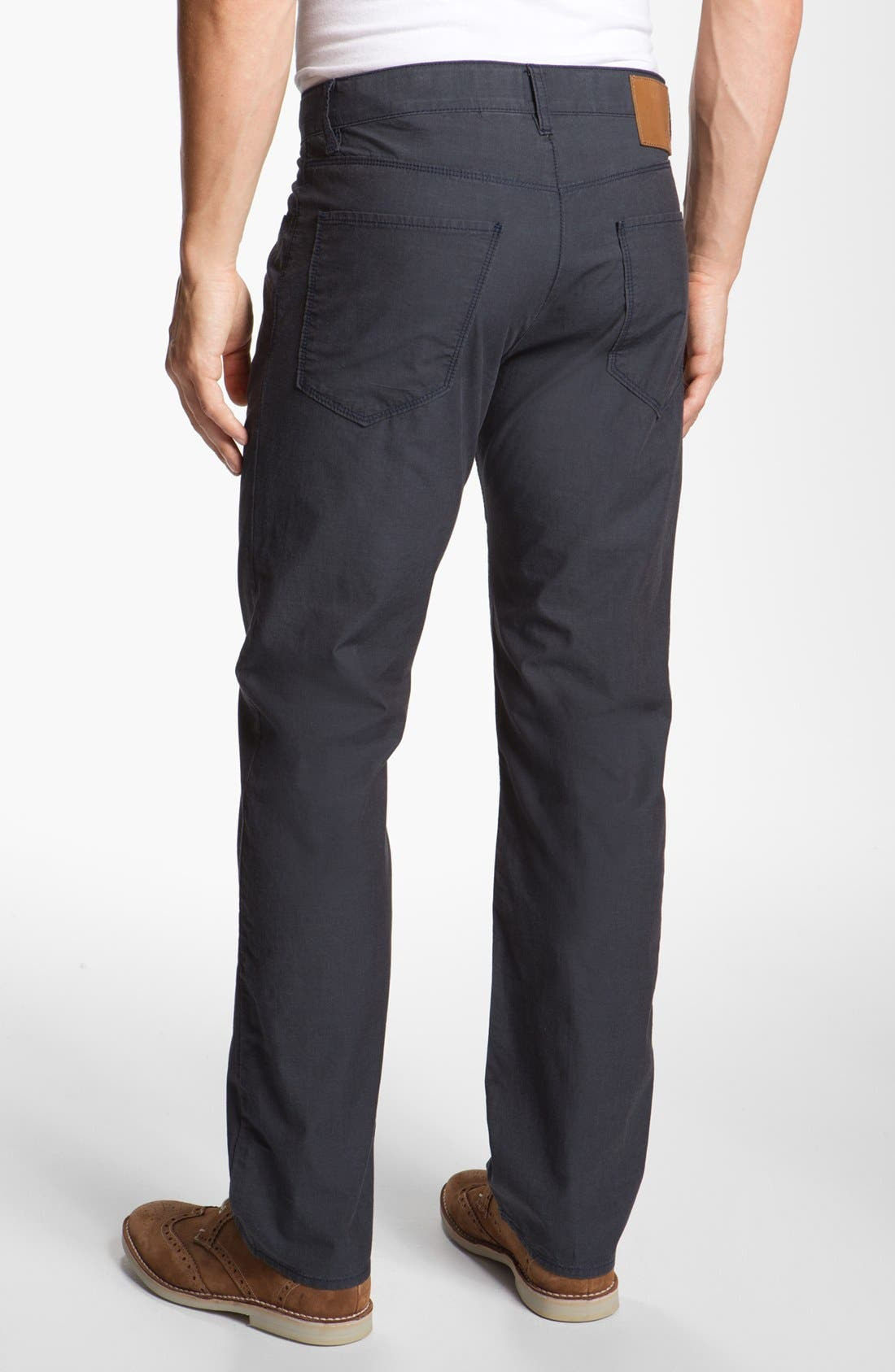 Alternate Image 2  - BOSS HUGO BOSS 'Maine End on End' Five Pocket Pants