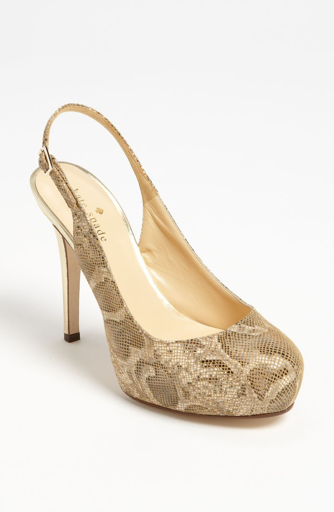Alternate Image 1 Selected - kate spade new york 'leona' pump