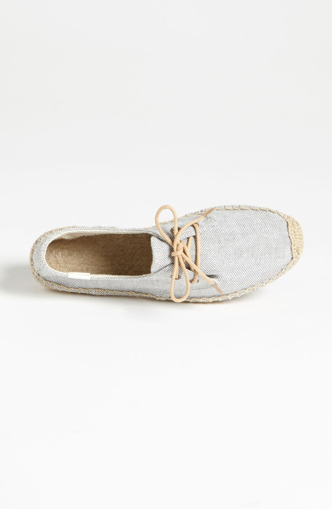 Alternate Image 3  - Soludos 'Derby' Espadrille Sneaker (Women)