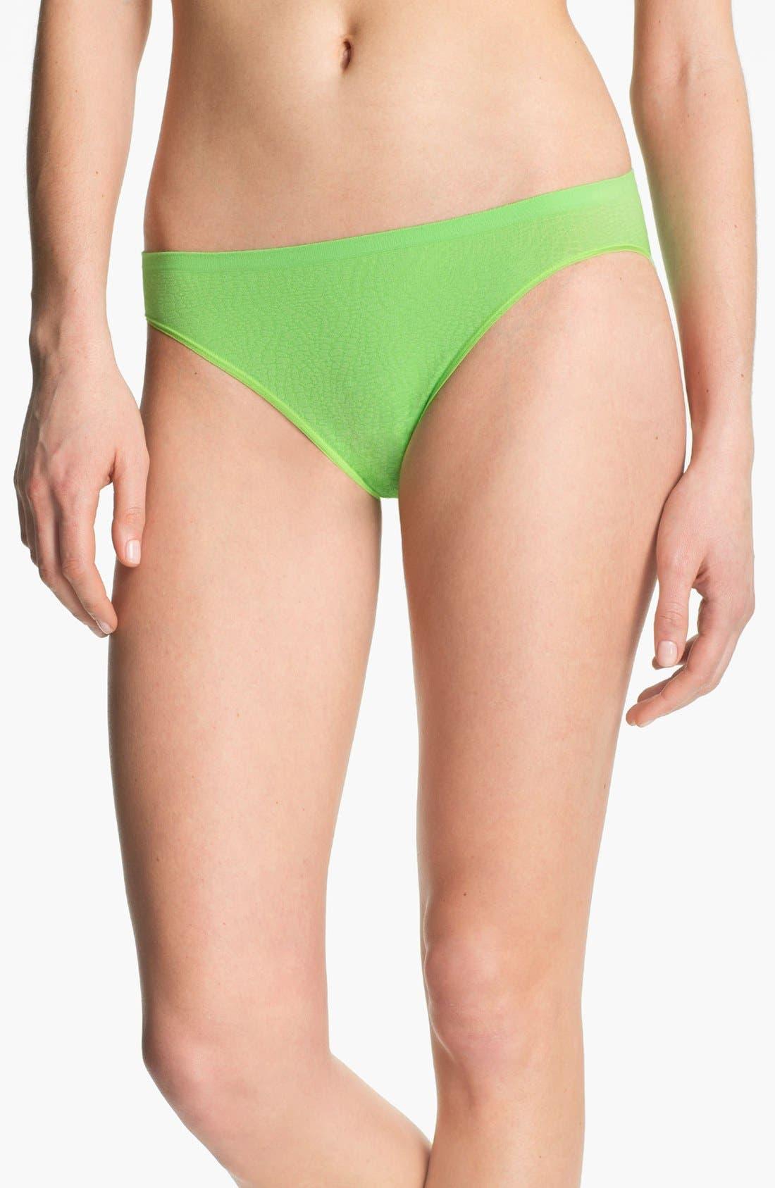 Alternate Image 1 Selected - Shimera 'Python' High Cut Bikini